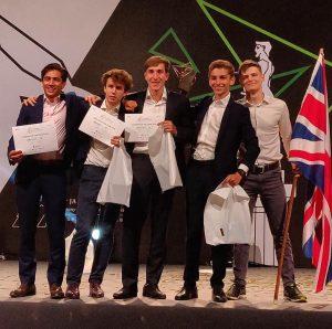 winner European 2018